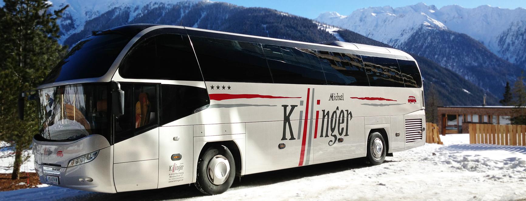 Killinger Reisen Bus