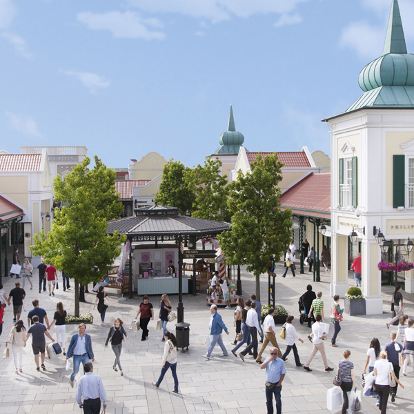 Busfahrt Shopping Parndorf